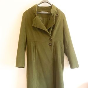 Just Fab | Military Style Trench Coat XXL